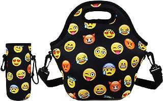 Best emoji lunch bag Reviews