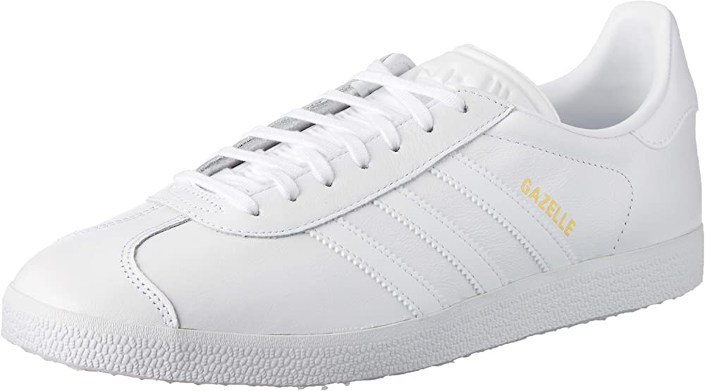 Adidas gazelle, scarpe sneakers da uomo, in pelle  BB5476A