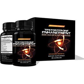 #1 Recommended by Men Over The Age of 40* Testosterone Booster Male Enhancement. Increase libido, Energy, Lean Muscle. Melt Away Fat.
