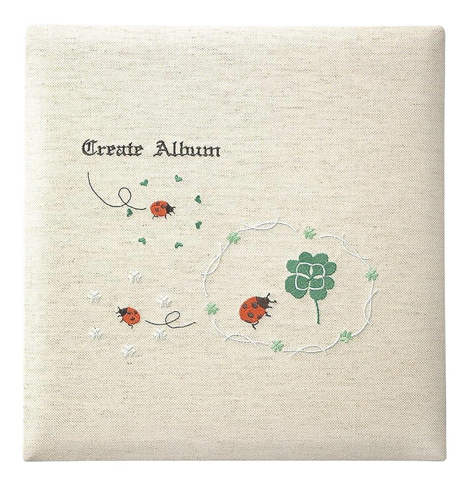 ブラスト比べる変化するアーデント クリエートアルバム テントウムシ 129-055 アルバム 誕生 思い出 命名