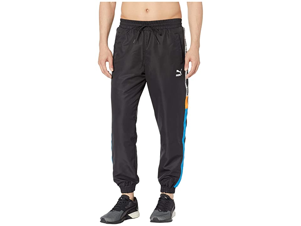 PUMA XTG Woven Pants (PUMA Black) Men