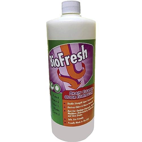 Tremendous Amazon Com Biofresh Enzyme Drain Cleaner Odor Download Free Architecture Designs Embacsunscenecom