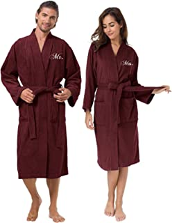 Best his and hers spa robes Reviews