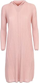 PLEATS PLEASE ISSEY MIYAKE Luxury Fashion Womens PP06JH12523 Pink Dress | Spring Summer 20