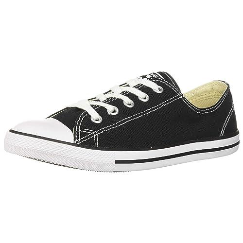 1723101bf33d46 Converse Women s Dainty Canvas Low Top Sneaker