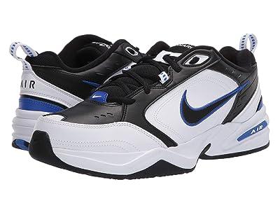 Nike Air Monarch IV (Black/Black/White) Men