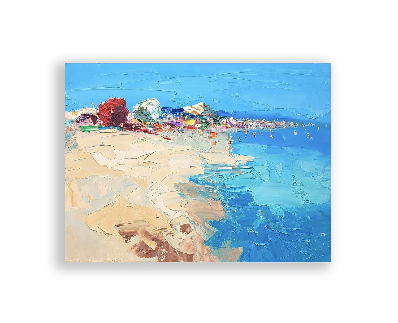 Beach Art Wall OFFicial site Print NEW before selling Sea Prints C Scene Ocean