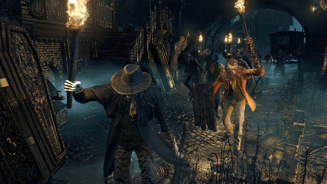 Sony Bloodborne, PS4 Básico PlayStation 4 Español vídeo - Juego (PS4, Básico, PlayStation 4, Acción / RPG, M (Maduro), Español, From Software): Amazon.es: Videojuegos