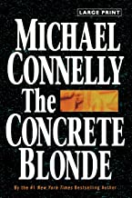 The Concrete Blonde (Large Type / Large Print)