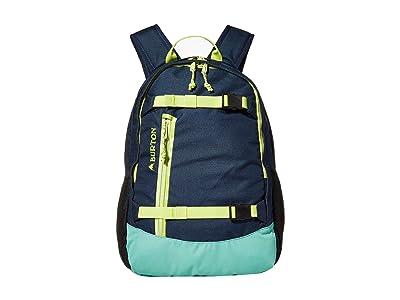 Burton Kids Day Hiker 20L Backpack (Little Kids/Big Kids) (Dress Blue) Backpack Bags