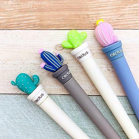 伊豆シャボテン本舗 ボールペン かわいい おしゃれ 黒 デザイン 筆記用具 プレゼント ギフト 誕生日 (サボテン)