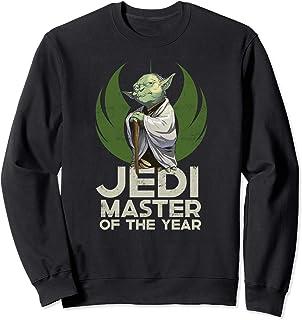 Star Wars Yoda Jedi Master of the Year Sweatshirt