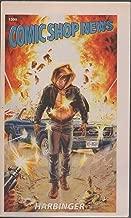 Comic Shop News, no. 1300 (2012) (cover: Harbinger): Challengers of the Unknown, Avengers vs X-Men, Mars Attacks, Hellblazer, Savage Spawn, Wolverine, Superman, World's Finest, Earth 2, Batman