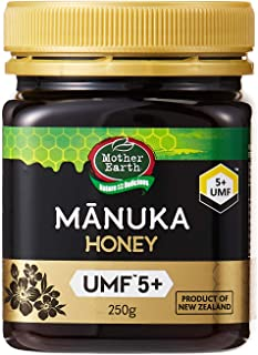 M Earth Manuka UMF 5+ Honey - 250g