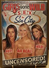 Girls Gone Wild Presents Sin City Sex Full Lenght Uncensored! Adults Only Rated DVD