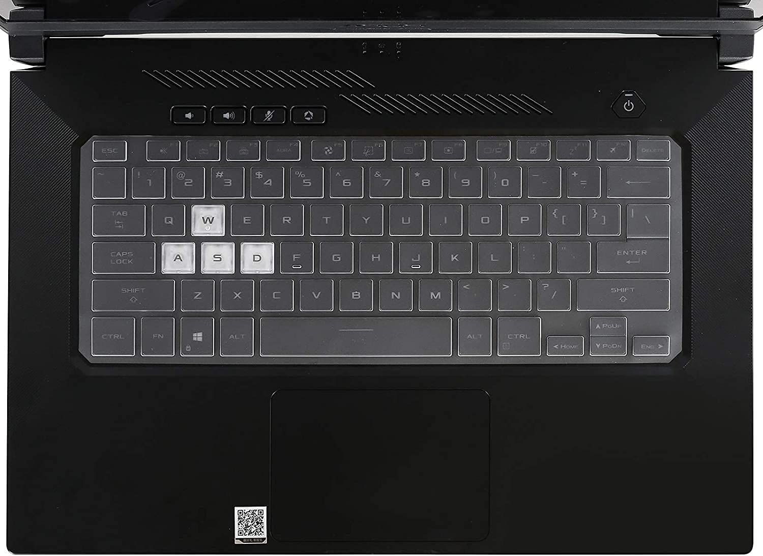 Ultra Thin Keyboard latest Max 74% OFF Cover for ASUS TUF F15 FX516PR FX516PM Dash