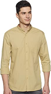 Amazon Brand - Symbol Men's Regular Fit Casual Shirts