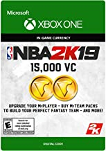 NBA 2K19: 15000 VC Pack - Xbox One [Digital Code]