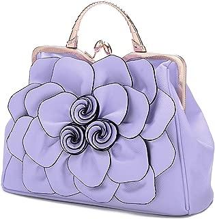 HAOSHIDUO Women's Evening Clutches Handbags Formal Party Wallets Wedding Totes Satchel Purses Wristlets Ethnic