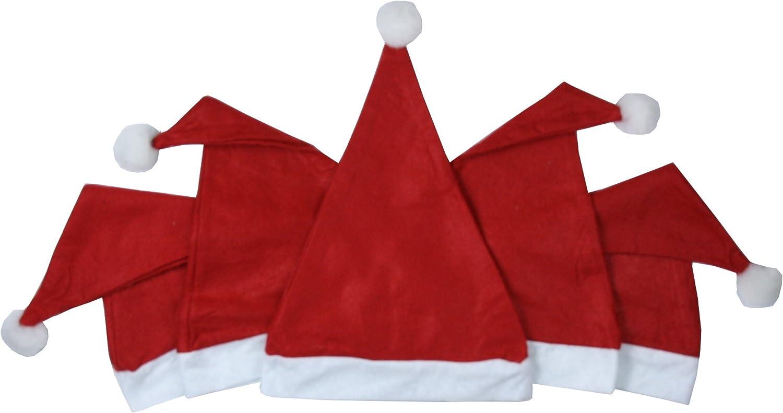 Goldschmidt Nikolausmützen Weihnachtsmützen Weihnachtsmannmützen 1-1000 Stück