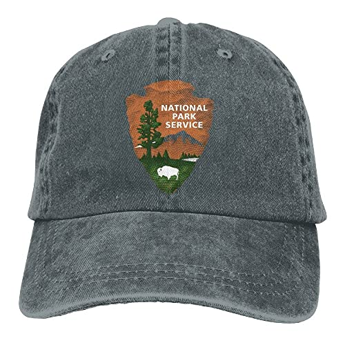 63242f97 FBGVFD US National Park Logo Baseball Caps Patriotic Low Profile Snapback  Hat For Men