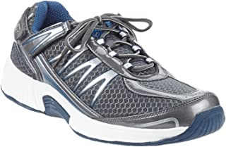 Proven Plantar Fasciitis and Foot Pain Relief. Arthritis Diabetic Shoes. Extended Widths. Best Orthopedic Men's Sneakers Sprint