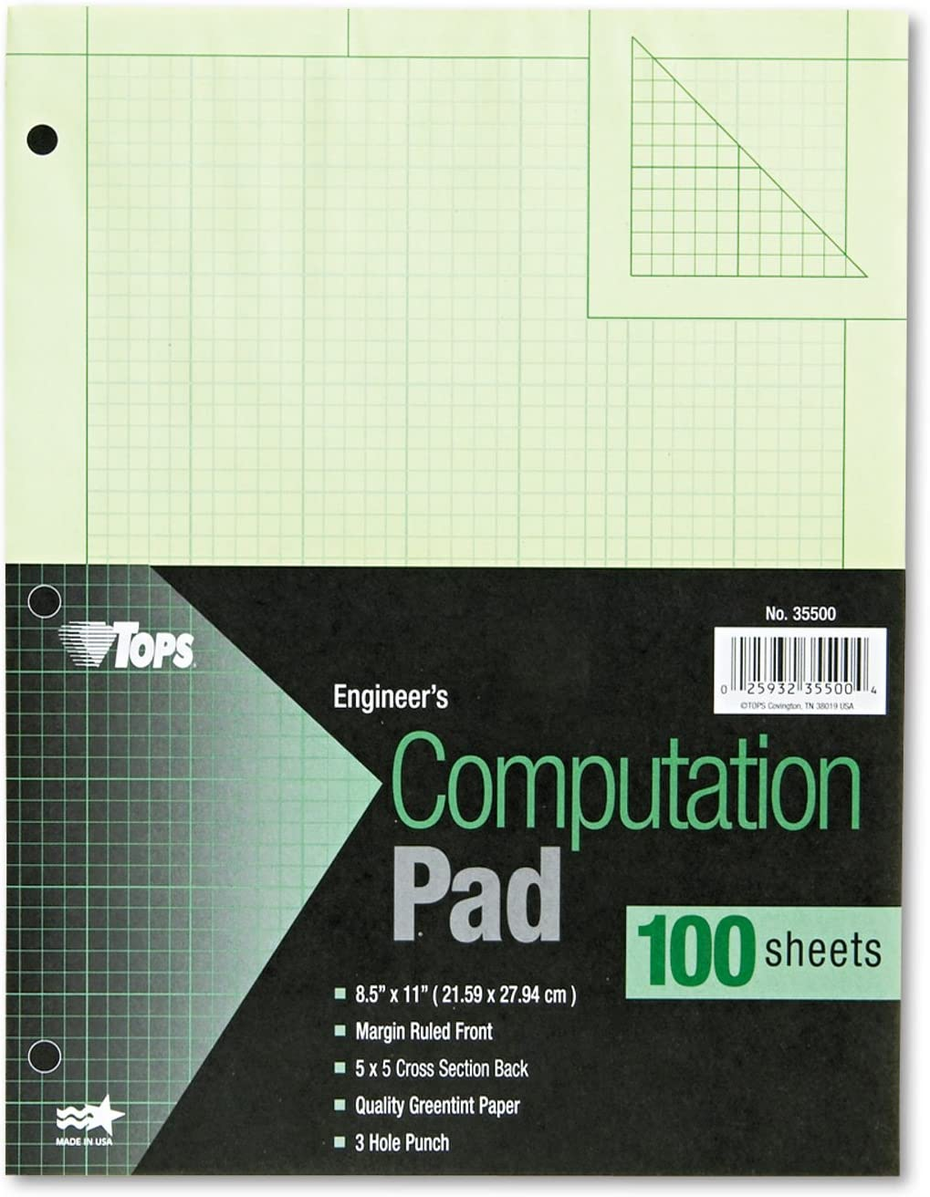 Max 41% OFF TOP35500 - Engineering Computation famous Pad