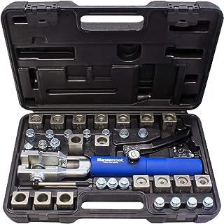 MASTERCOOL 72485-PRC Silver/Blue Universal Hydraulic Flaring Tool (3/8