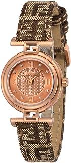 [フェンディ]FENDI 腕時計 MODA ピンクゴールド文字盤 ダイヤモンド F275272DF レディース 【並行輸入品】
