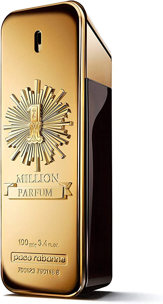 Paco rabanne 1 million,eau de parfum da uomo,100 ml 3349668579839