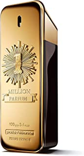 Paco Rabanne 1 Million Parfum 100ML VAPORIZADOR Unisex Adulto AMARILLO Estándar