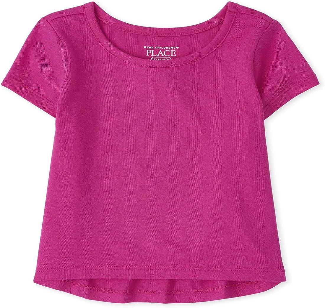 The Children's Place Baby Girls' Basic Layering T-Shirt