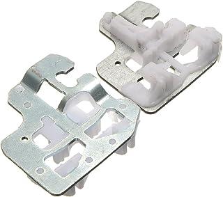 Viviance Par Izquierda Y Derecha Regulador De La Ventana Reparación del Soporte del Clip Delantero para BMW X5 2000-2006