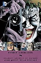 Grandes autores de Batman: La broma asesina (4a edición)