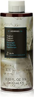 Korres Shower Gel - Yoghurt, 400 ml