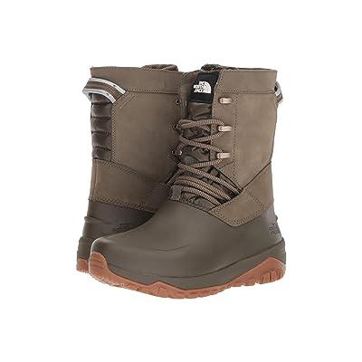 The North Face Yukiona Mid Boot (Tarmac Green/Tarmac Green) Women