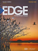 EDGE, Level B. Reading, Writing & Language. Common Core. Teacher's Edition, Volume 2. 9781285439716, 1285439716.