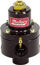 Mallory 29388 Fuel Pressure Regulator (Andzd,4-25PSI)