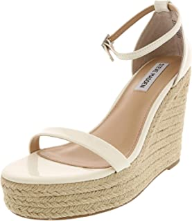 Womens Survive Padded Insole Espadrille Wedges