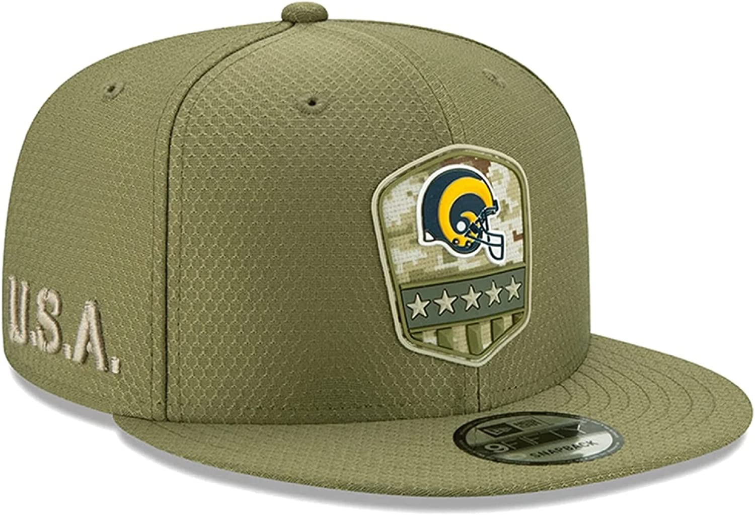 New Washington Mall Era Authentic Exclusive Rams Los Louis 9Fifty St. Sn Angeles High order