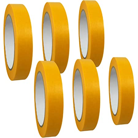 Malerkrepp Goldband Abdeckband 50 m