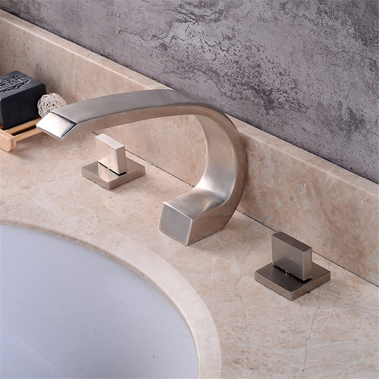 Lvsede Bad Wasserhahn Design Küchenarmatur Niederdruck Sichelbogen Küche Kupfer Induktion Einhand H0441