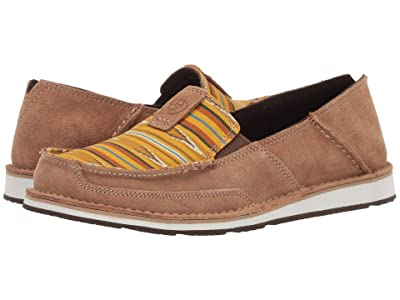 Ariat Cruiser (Dark Tan/Mustard Navajo) Women