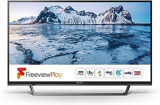Sony Bravia KDL32WE613BU (32-Inch) HD Ready HDR Smart TV (X-Reality PRO, Slim and Streamlined Design) - Black