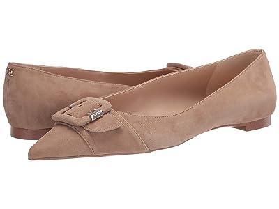 Sam Edelman Sonja (Oatmeal Suede Leather) Women