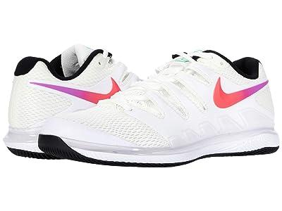 Nike Air Zoom Vapor X (Summit White/White/Black/Electro Green) Men