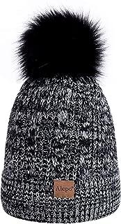 Kids Toddler Baby Winter Beanie Hat, Children's Warm...