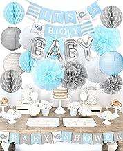 Decoracion Mesa De Baby Shower Nina.Amazon Es Baby Shower Nino