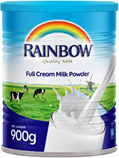 Rainbow Full Cream Powder Milk - 900 G