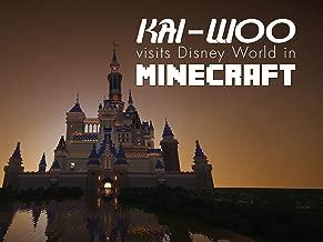 Clip: Disney World In Minecraft with Kai-Woo